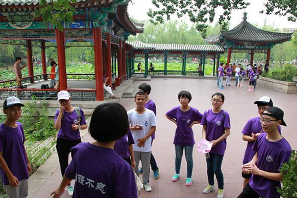 杭州小朋友野外夏令营,学会自理自立