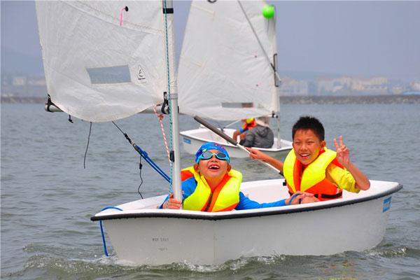 深圳有什么帆船夏令营活动值得青少年参加?