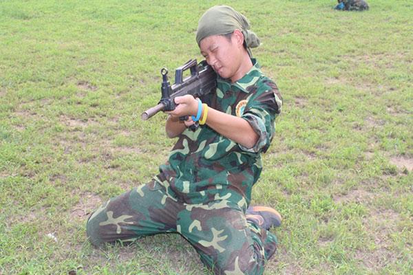 贵阳特种兵军事夏令营6天日程安排一览
