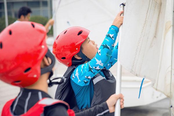 北京op帆船夏令营,适合儿童的帆船入门活动
