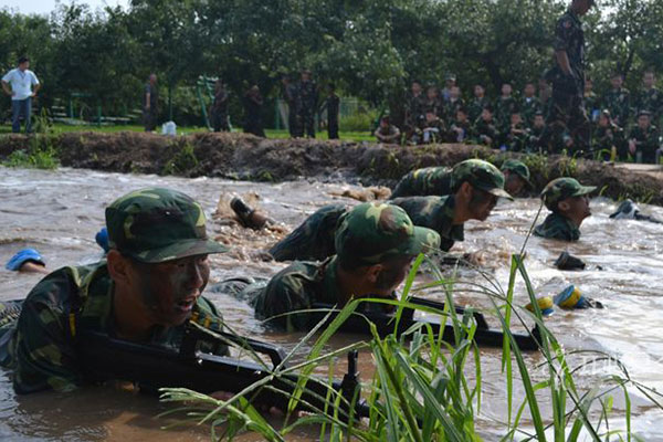 广州暑假军校夏令营帮助孩子克服坏习惯