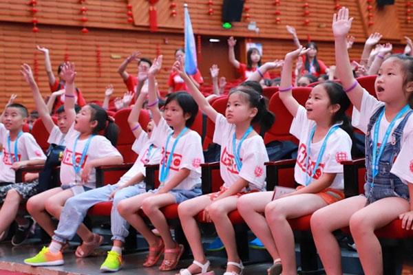 北京地区夏令营充实学生立体暑假生活