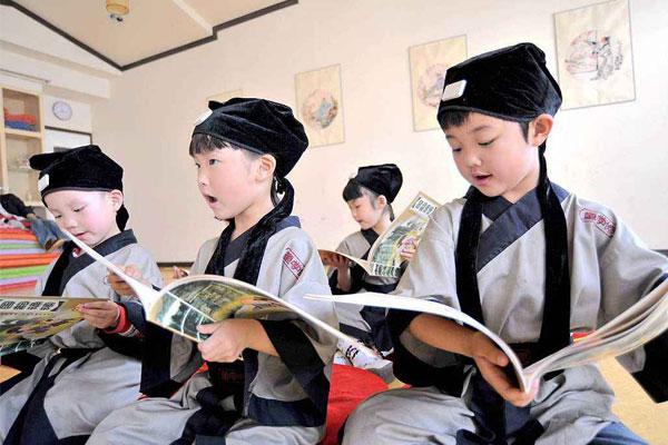 北京读经夏令营哪家好?读经游学营招生简章一览