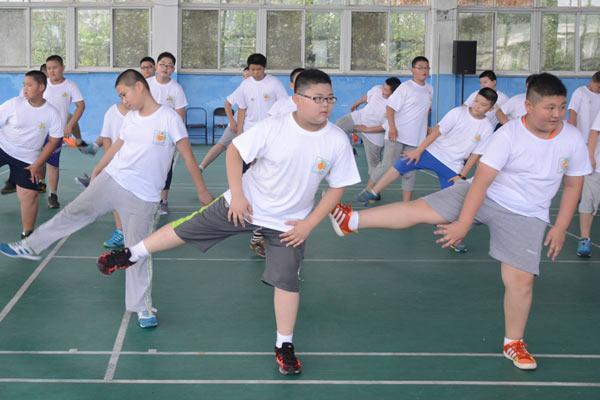 北京儿童减肥夏令营,科学减重看过来