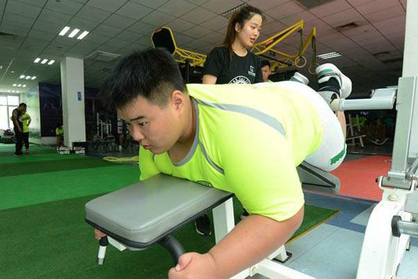上海减肥夏令营专业课程让孩子享瘦人生