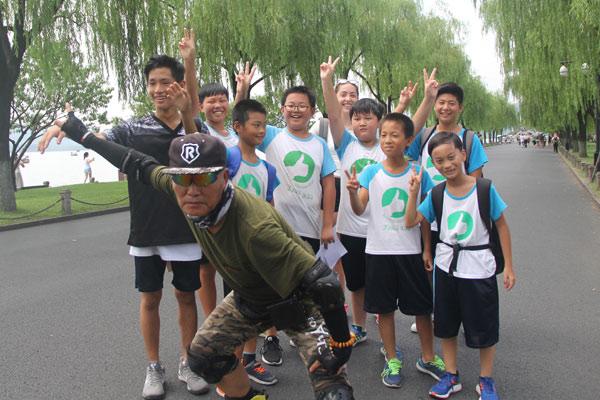 广州夏令营的三句半