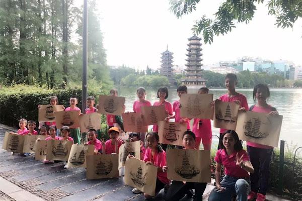 参加深圳绘画夏令营的好处有哪些?