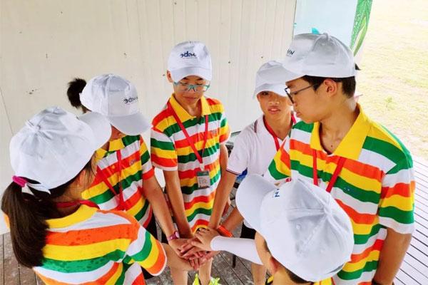 未来领袖励志夏令营主题活动,体验成长快乐