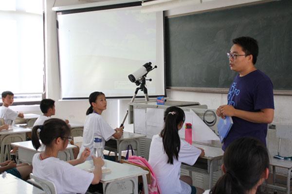 深圳南山国际学校夏令营第一期课程安排