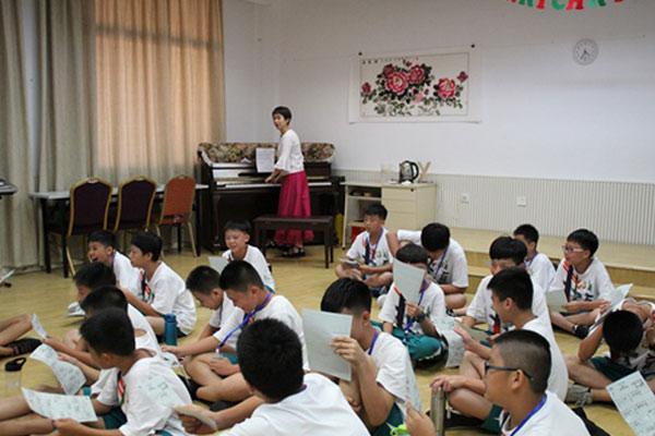 杭州梵语夏令营,传播佛学知识
