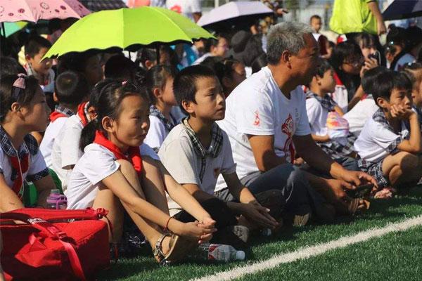 广州爱心扶贫夏令营公益励志,情暖暑假