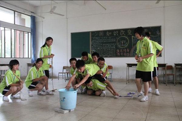 深圳最强大脑夏令营,教会小学生科学用脑